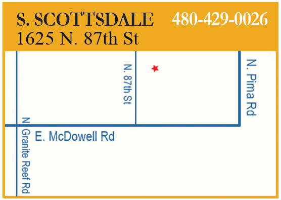 Scottsdale audiologist