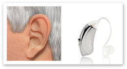 open behind the ear hearing aids