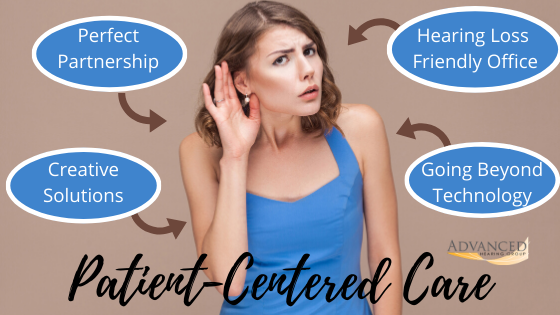 Patient-Centered Care In Audiology