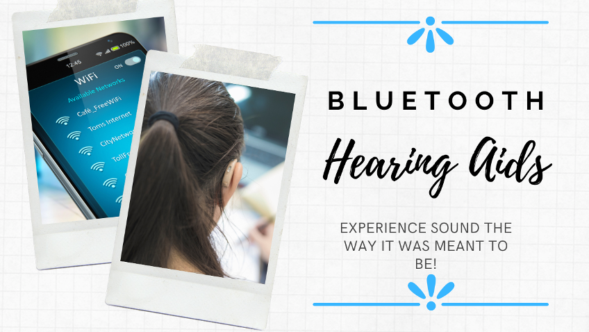 Bluetooth Hearing Aids – Yesterday's Future Hearing Technology is Here!