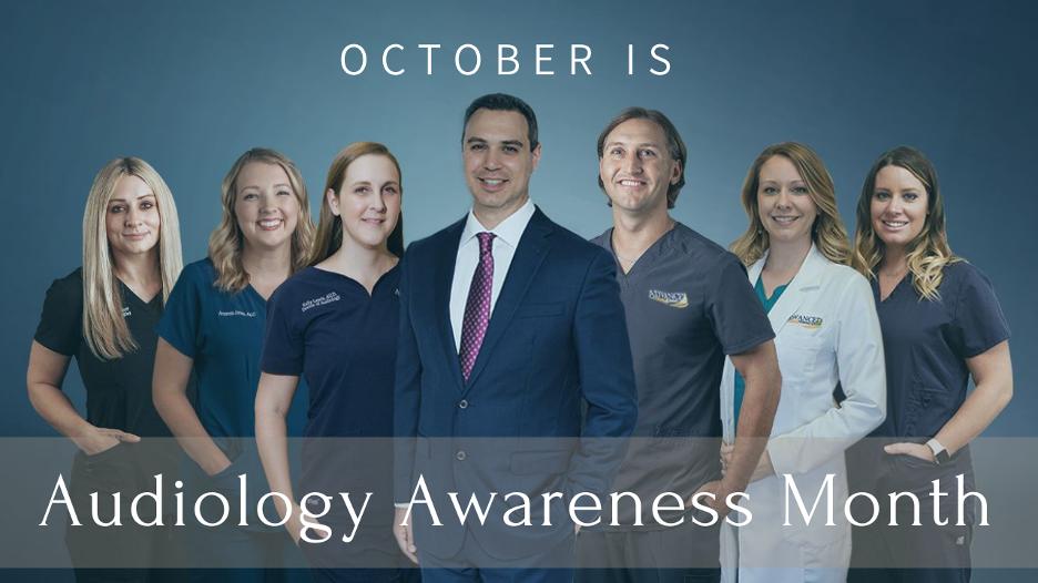 October Audiology Awareness Month