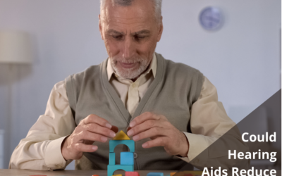 Could Hearing Aids Reduce Cognitive Decline?