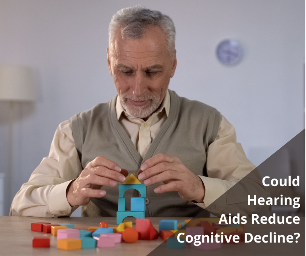 Hearing Aids and Cognitive Decline