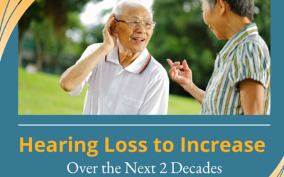 Hearing Loss to Increase Over the Next 2 Decades